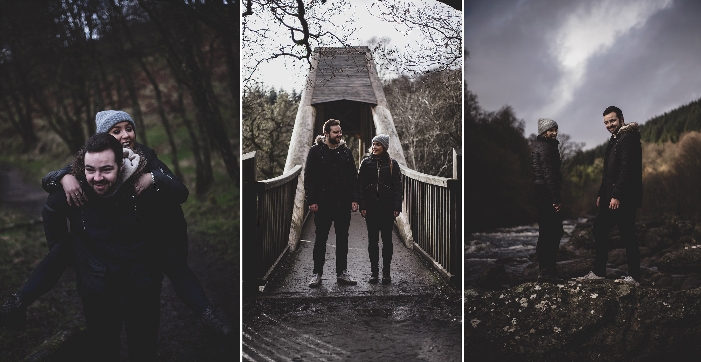 Pre wedding photography for Sophie and Jon